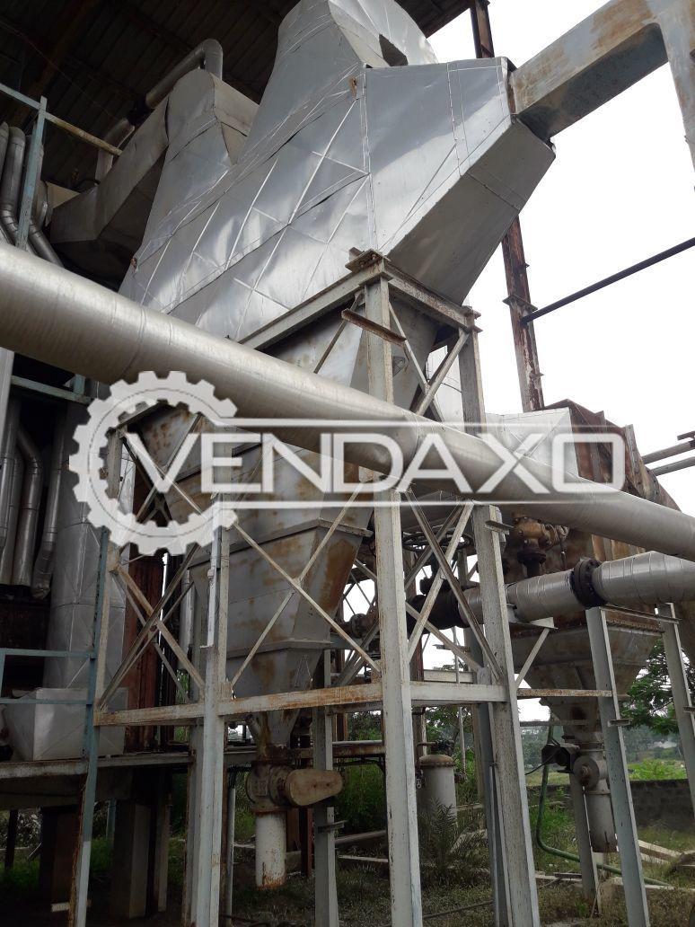 Vaspa Steam Boiler - 3 MTS