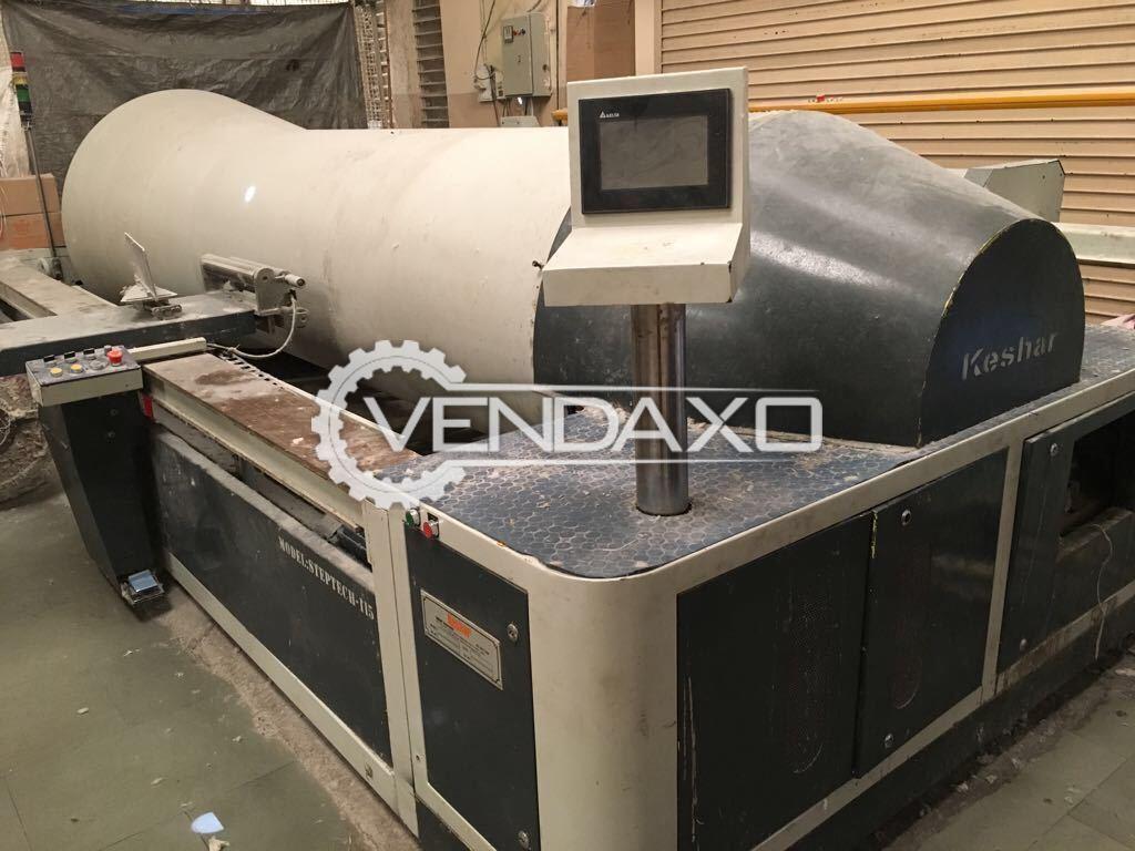 For Sale Used Tech Mech Warping Machine - 240 CM