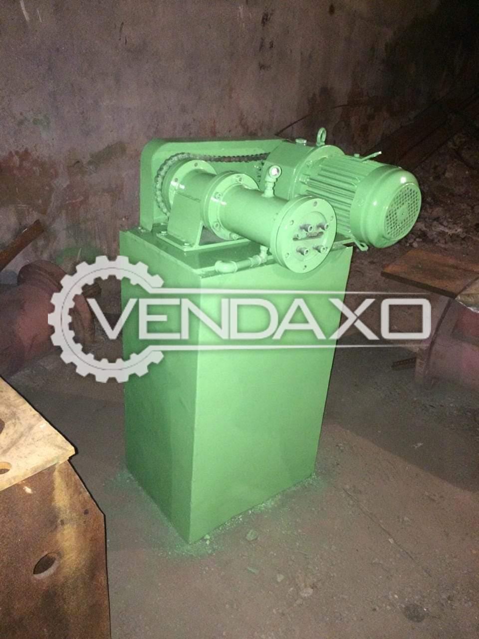 Rubber Extruder Machine - 1.5 Inch