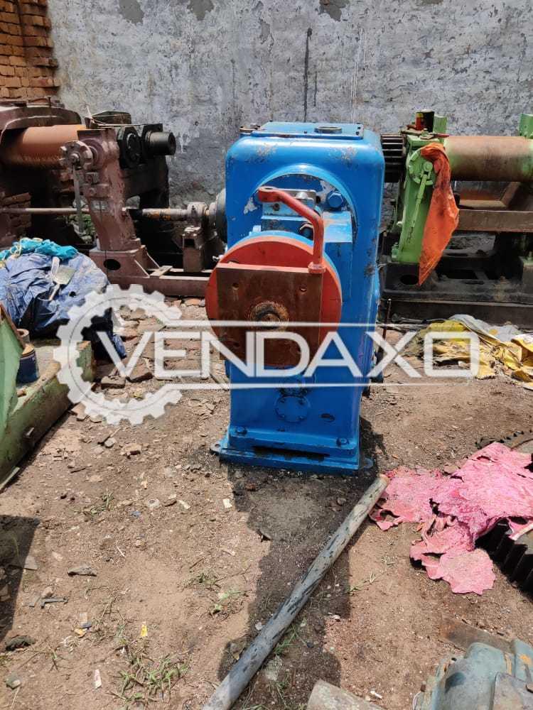 England Rubber Extruder Machine - 2 Inch
