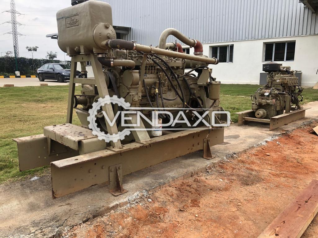 Ashok Leyland ALMW04D Marine Generator - 180 HP