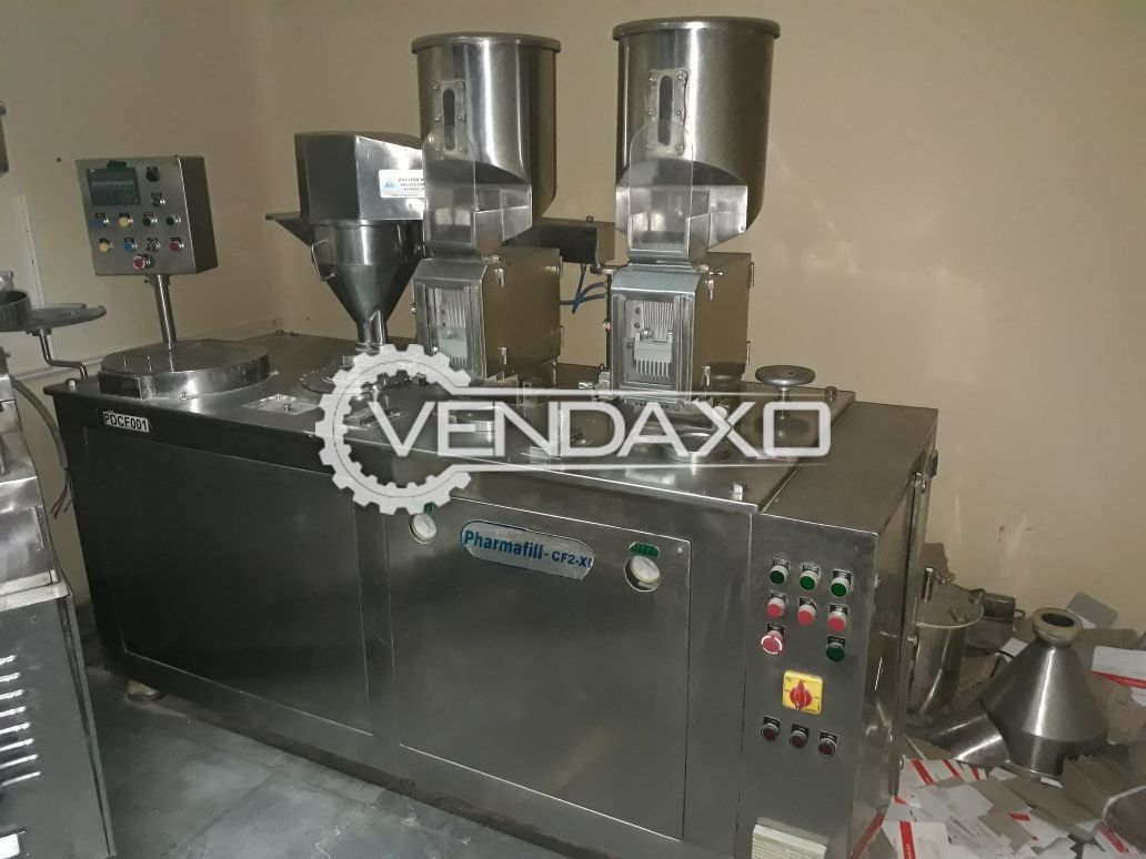 Used Chemical And Pharmaceutical Machinery Machine Used
