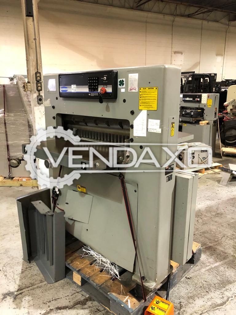 Challenger Paper Cutting Machine - Size - 30.5 Inch