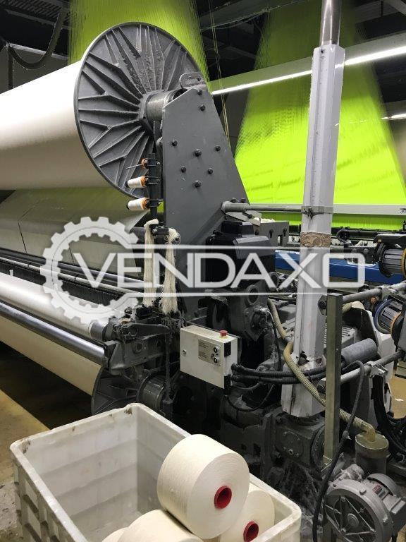 6 Set OF Vamatex SP1151ES Terry Loom Machine - Width - 2600 mm