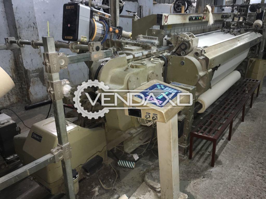 8 Set OF Nuovo Pignone Fast T Rapier Loom Machine - Width - 190 CM