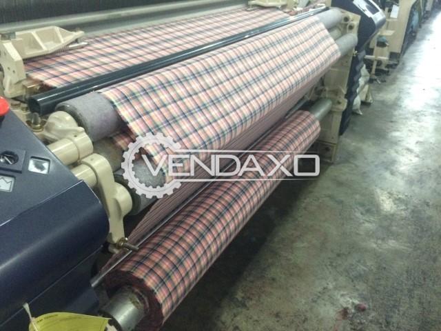 Tsudokama ZAX-9100 Airjet Loom Machine - Width - 190 CM