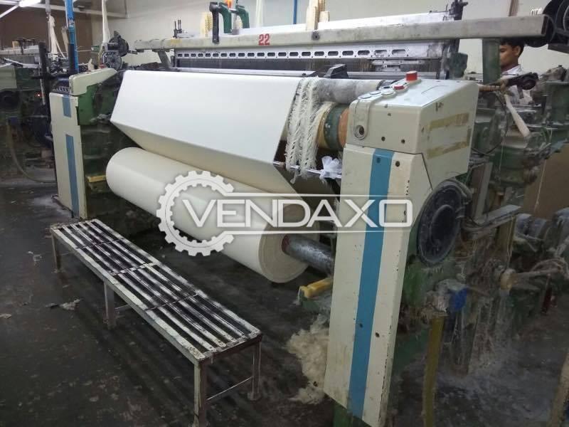 Picanol Delta Airjet Loom Machine - Width - 190 CM