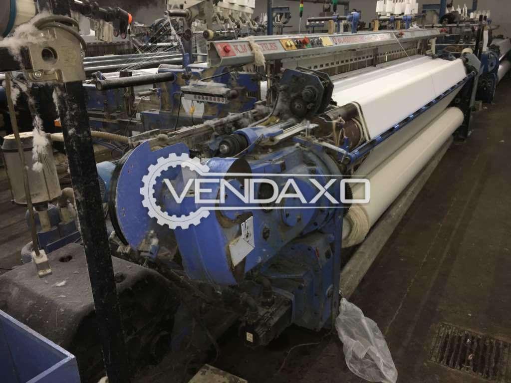 8 Set OF Nuovo Pignone Fast R Rapier Loom Machine - Width - 340 CM