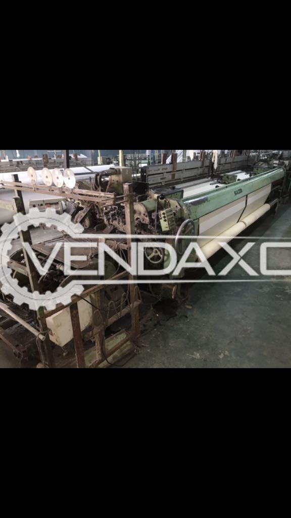 Sulzer TW11 Weaving Machine - 390 CM