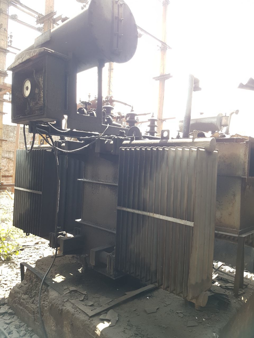 Transformer- 750 KVA 11/440 Volts Kirloskar Make