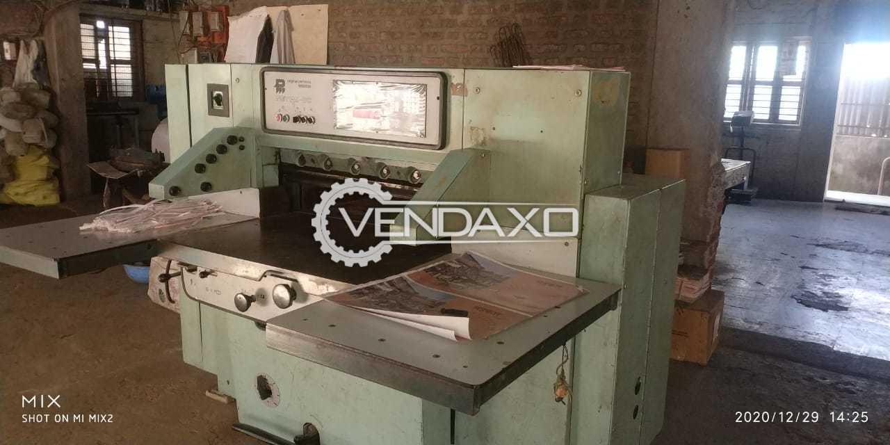 Polygraph Seypa UC Paper Cutting Machine - Size - 36 Inch