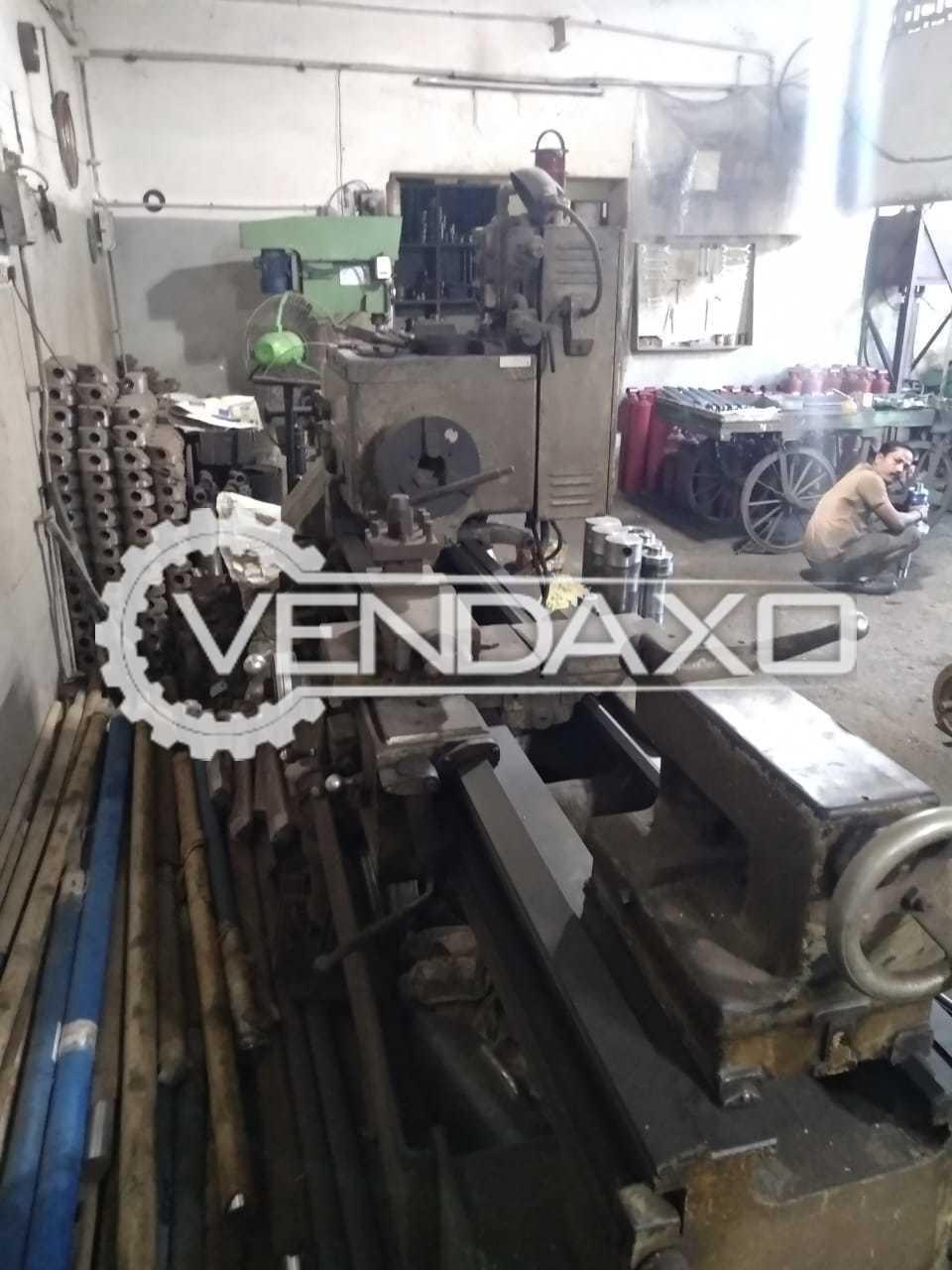 """LE BLOND Lathe Machine - 9' x 10"""""""