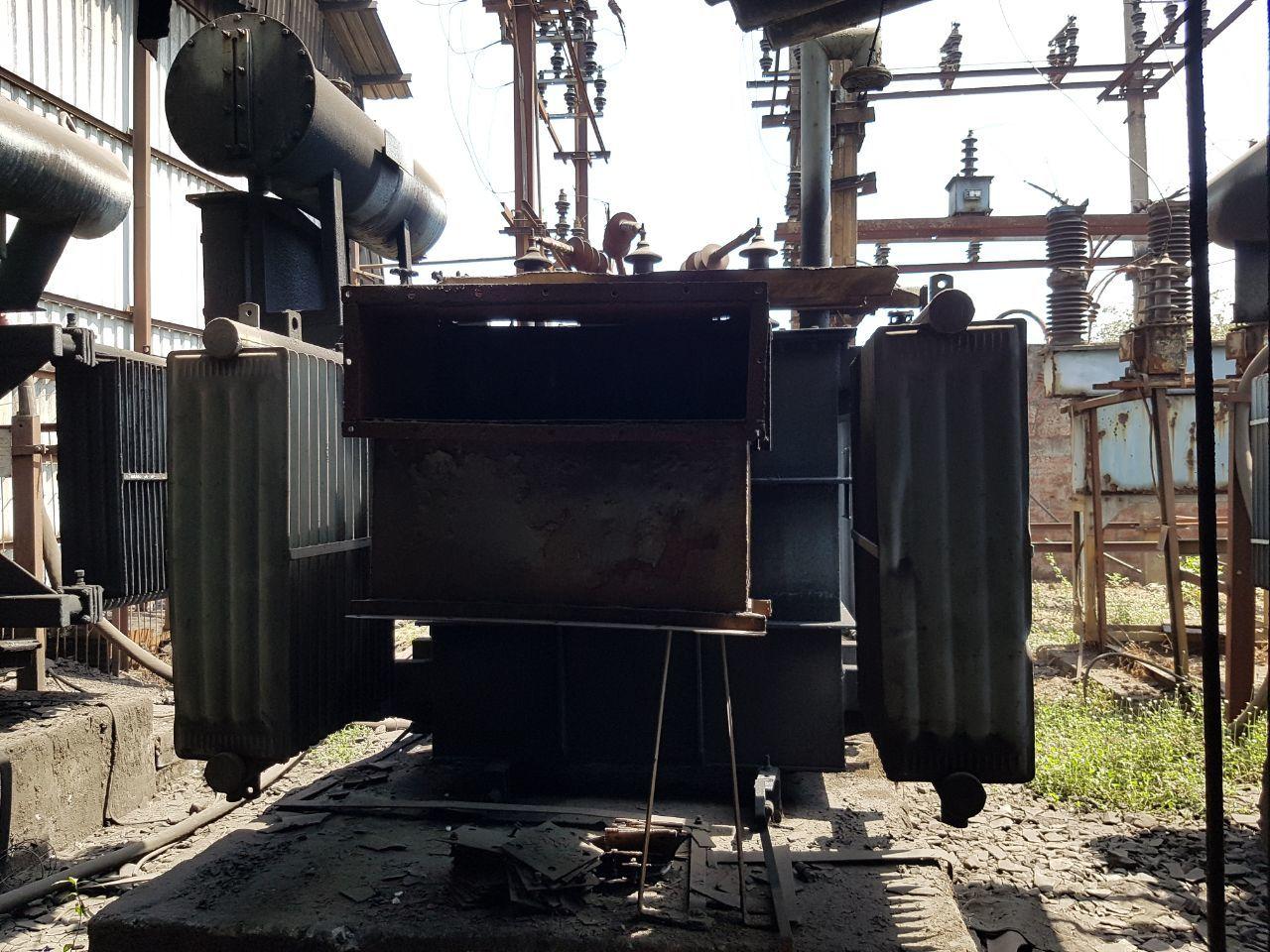 transformer- 1250 KVA 11/440 Volts