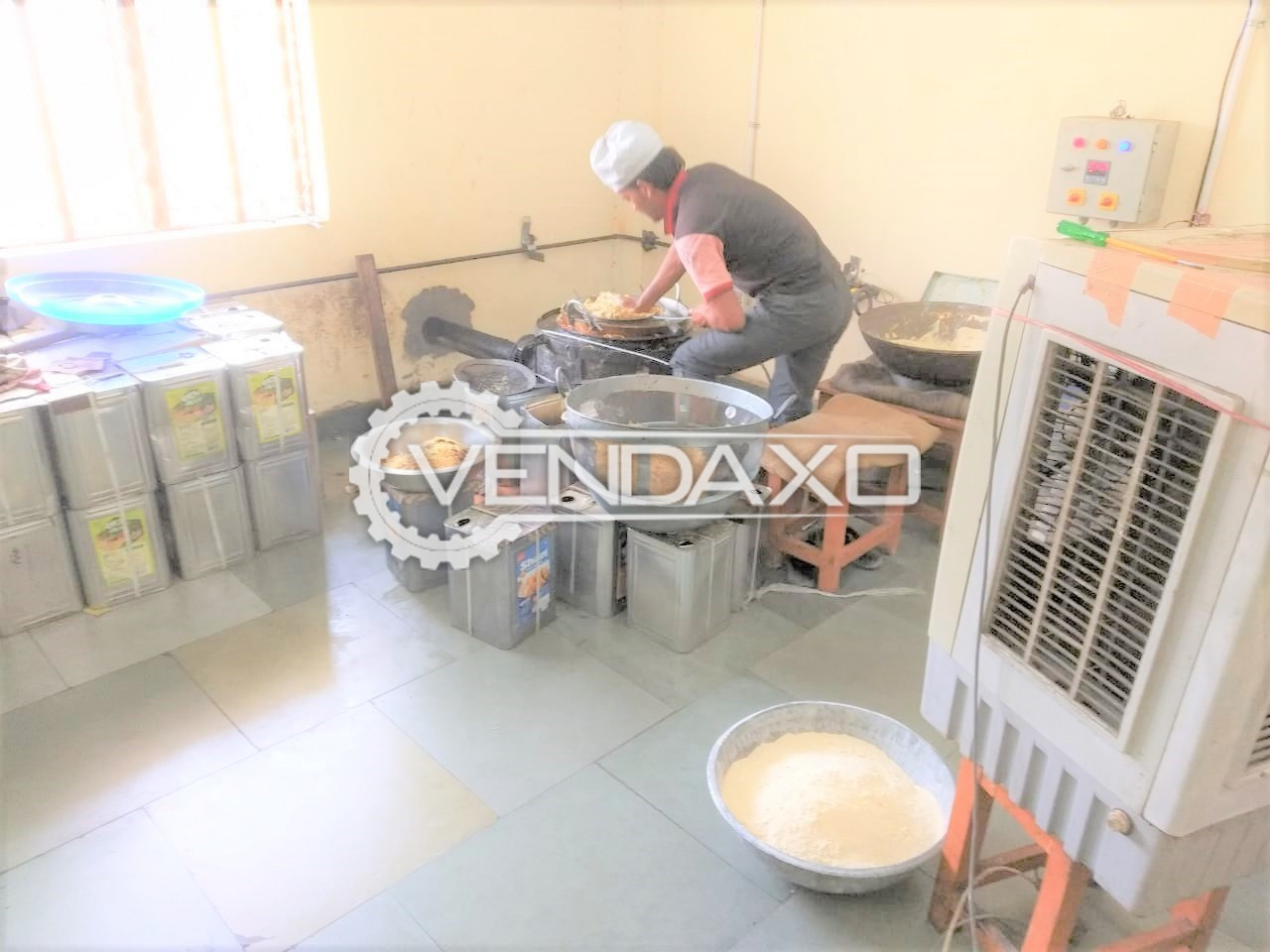 For Sale Used Namkeen & Chips Manufacturing and Packaging Plant