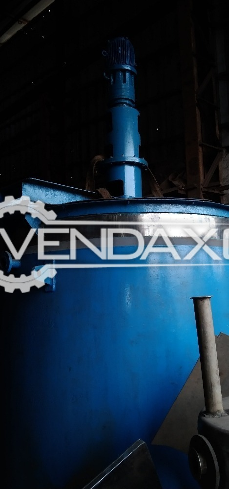 For Sale Jacketed Mixing Vessel - 6 KL