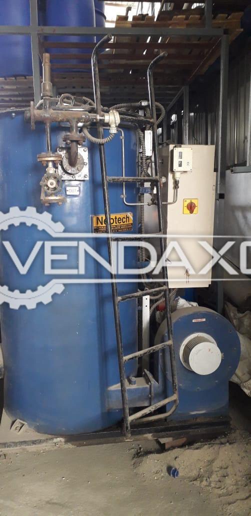 Neotech Non IBR Steam Boiler - 0.6 Meter