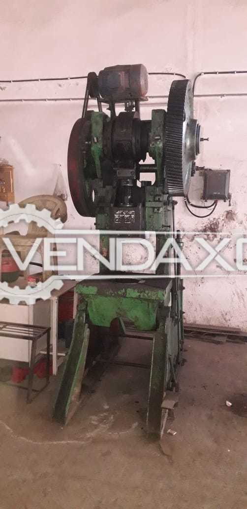 For Sale Used Power Press Machine - 75 Ton