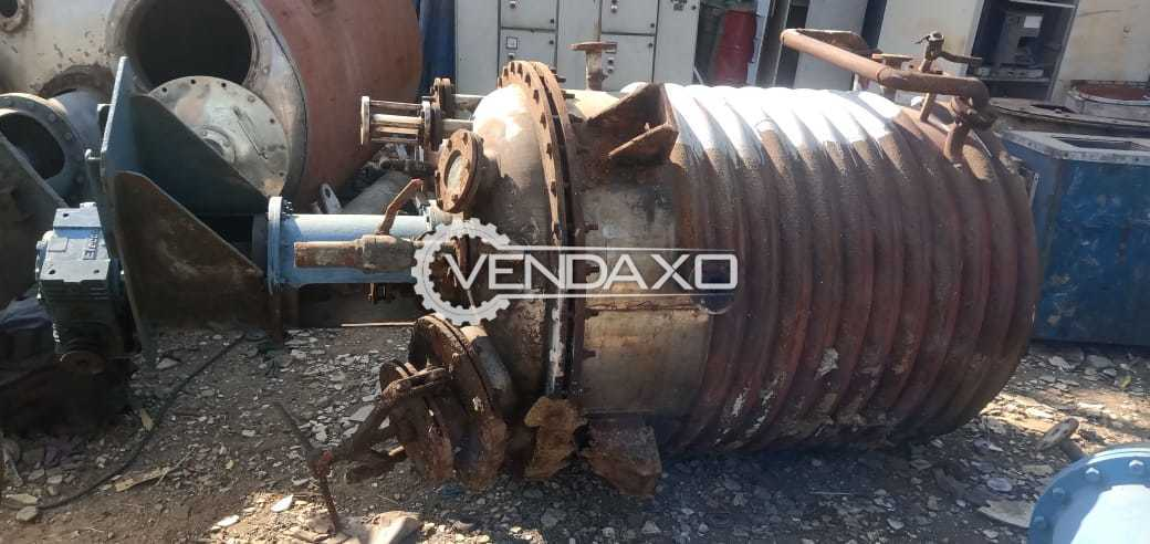 For Sale Used Limped Reactor - 1.2 KL