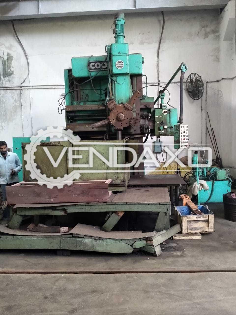 Cooper Vertical Turret Lathe VTL Machine - 1500 x 1700 mm