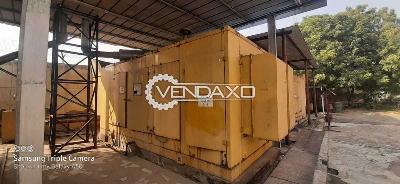 For Sale Used Diesel Generator - 380 Kva With Alternator