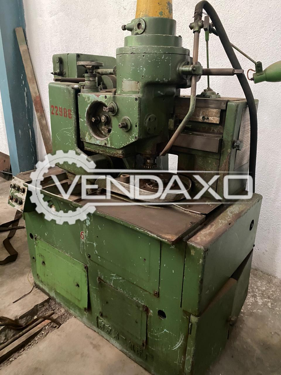 For Sale Used Gear Shaper Machine - Diameter - 250 mm