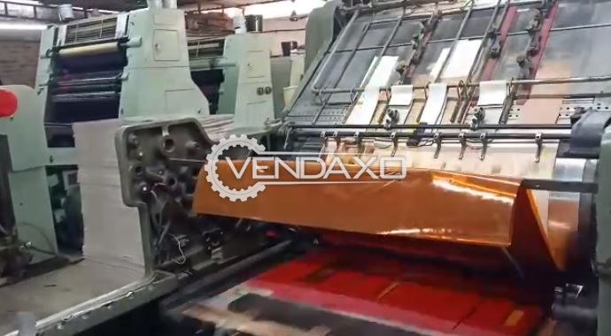 Nibiola Auto Punching Machine - 28 x 40 Inch