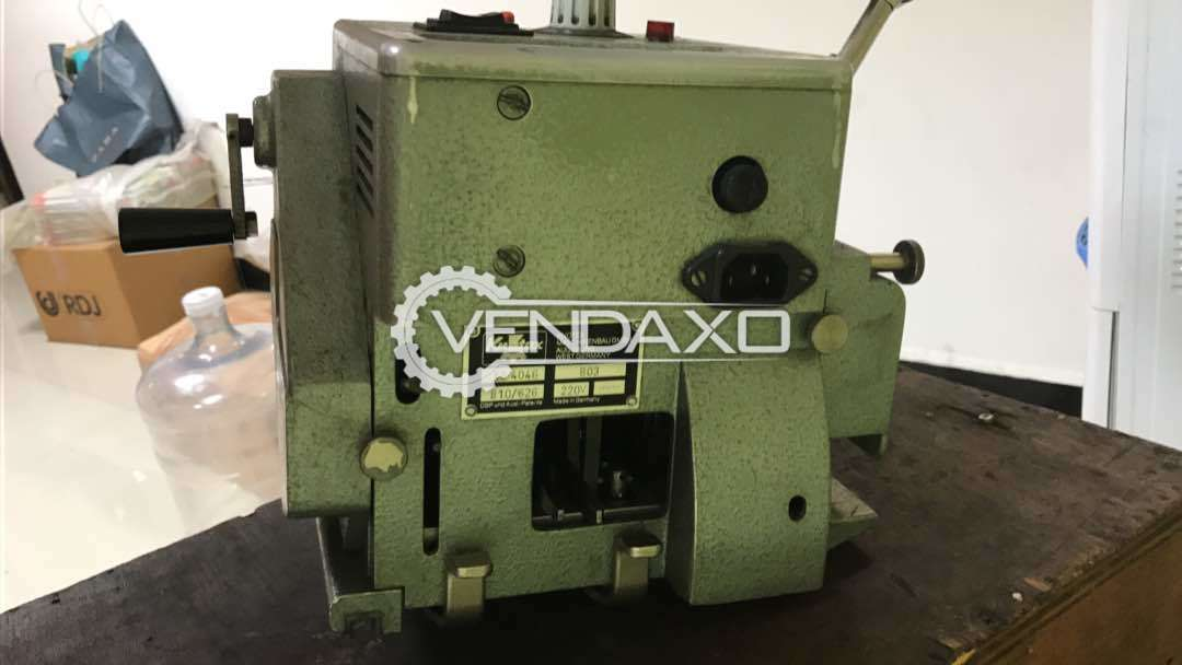 Knotex XS 4046 Knotting Machine With Table - 220 CM