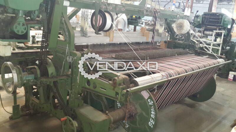 Laxmi Rapier Loom Machine - 210 CM