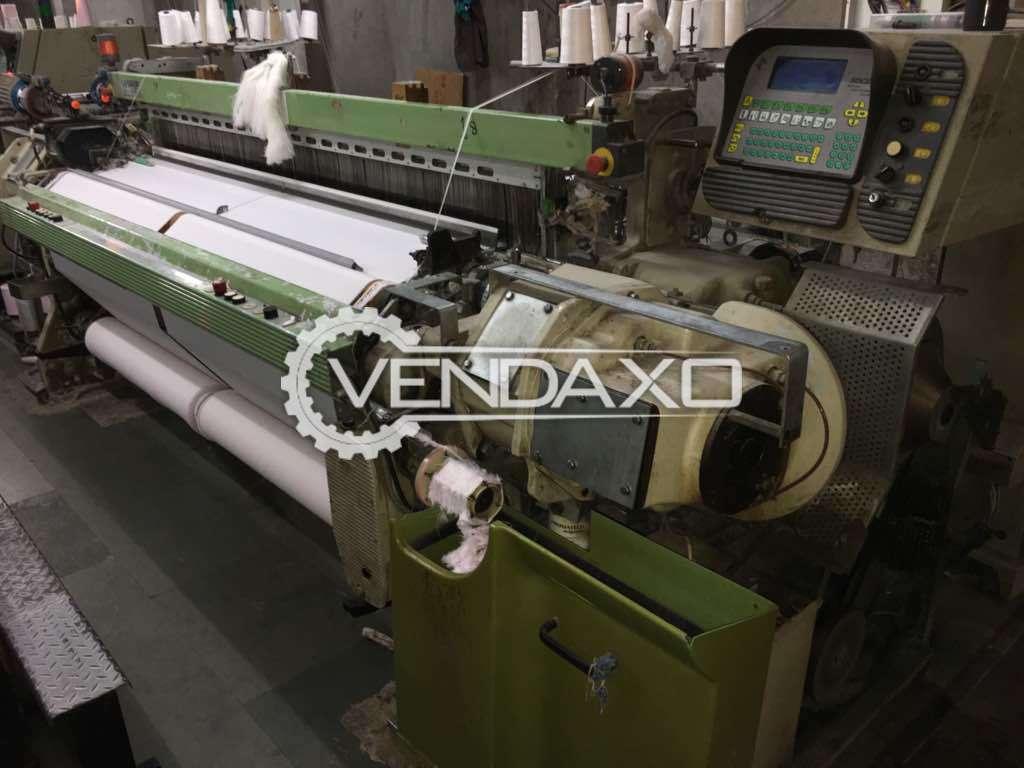 Somet Excel Rapier Loom Machine - Width - 230 CM