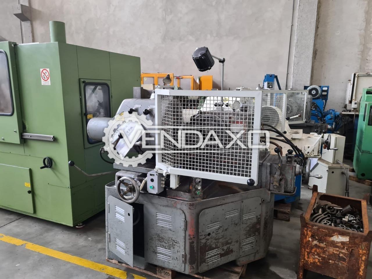 Gleason 17A Spiral Bevel Gear Generator - Max Wheel Diameter - 508 mm