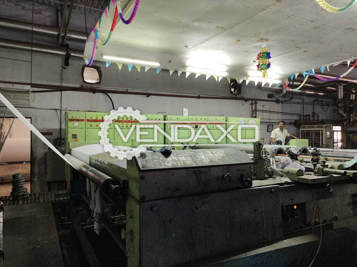 Laxmi Textile Printing Machine - Width - 2660 mm