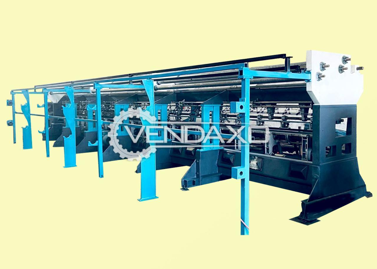 For Sale Used Textile Embroidery Machine - 100 Metres per hour