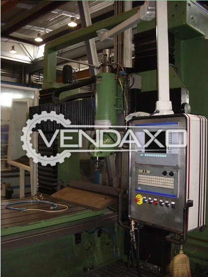 Pietro Carnaghi CNC Plano Miller Machine - Table Size - 6000 x 1250 mm