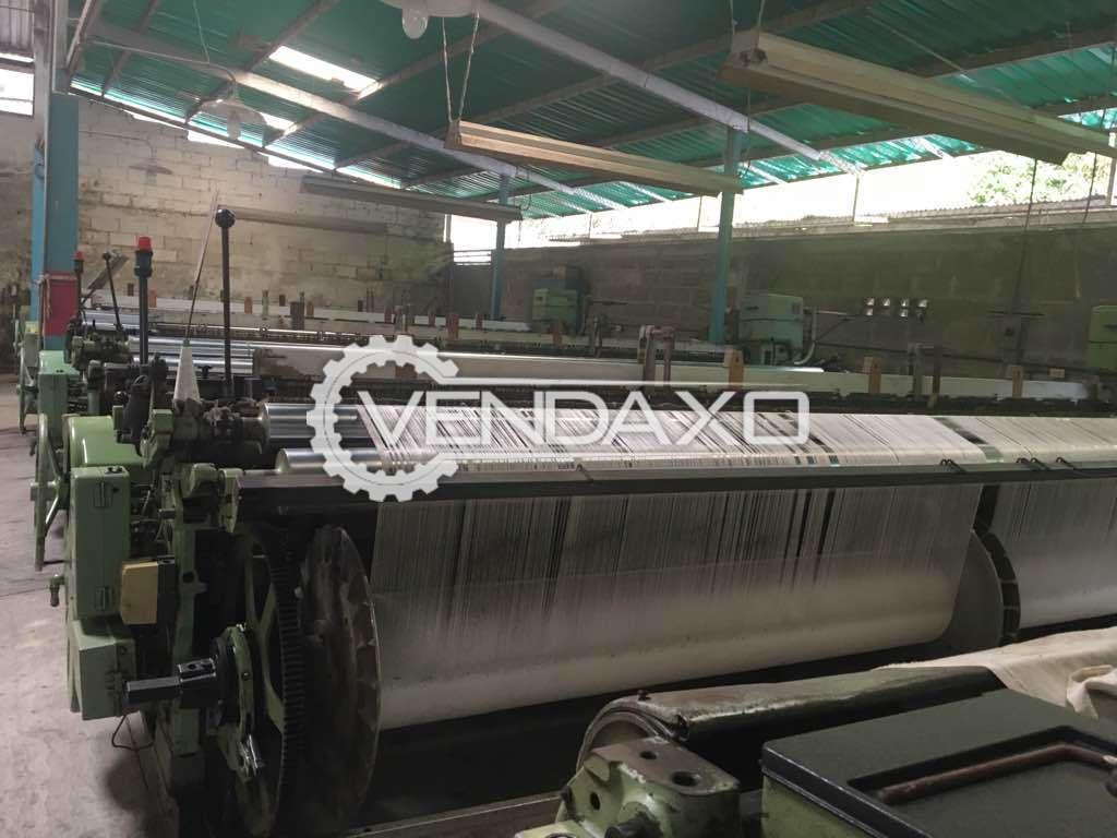 Sulzer TW11 MW183 Weaving Machine - 390 CM