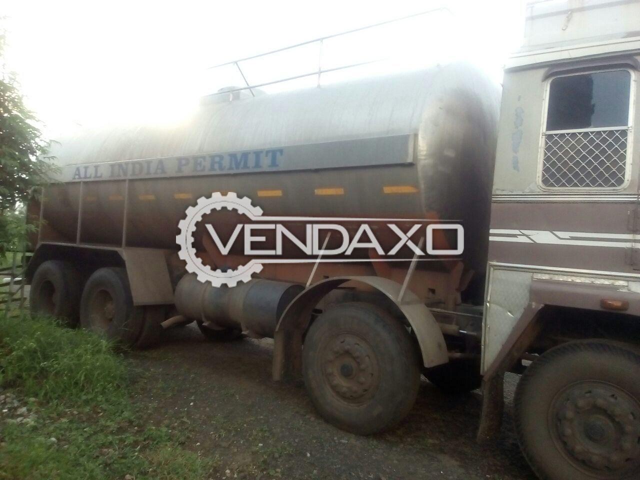 Milk Storage Tank - 20000 Liter