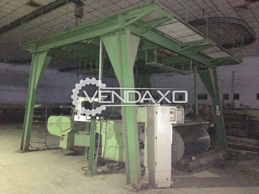 Somet Super Excel Rapier Weaving Machine - Width - 2600 mm