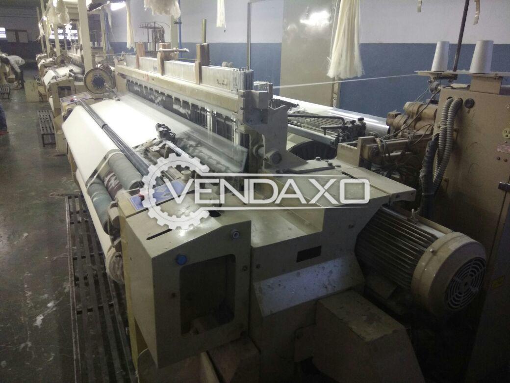 Tsudokama Zax Airjet Loom Machine - 190 CM