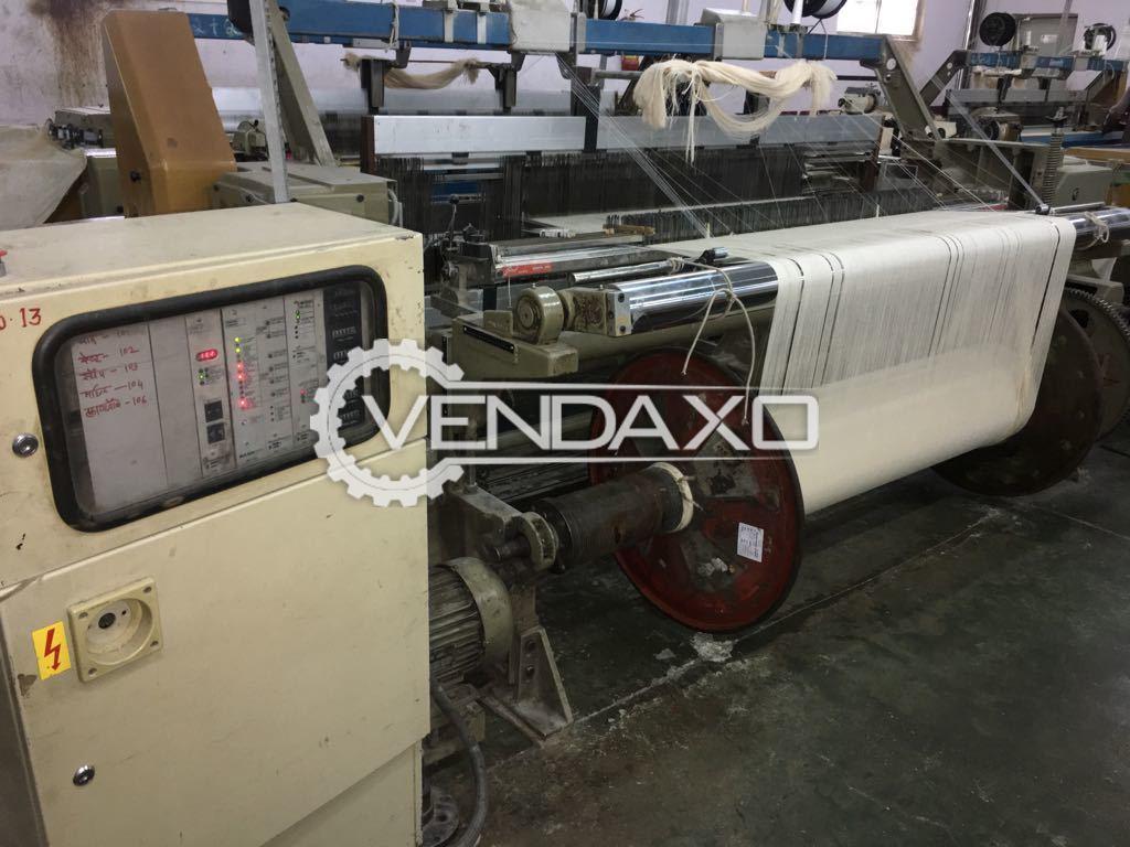 2 Set OF Nuovo Pignone TP500 Rapier Loom Machine - Width - 210 CM