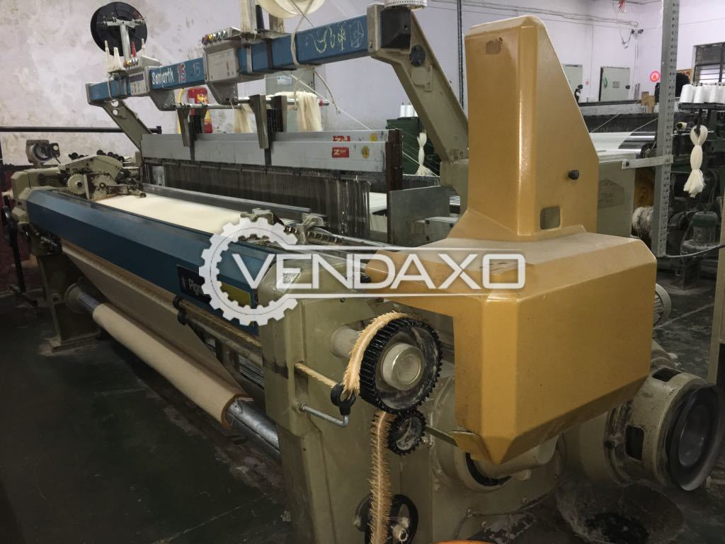 Nuovo Pignone TP500 Rapier Loom Machine - Width - 220 CM