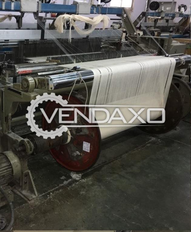 Nuovo Pignone TP500 Rapier Loom Machine - Width - 230 CM
