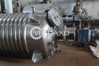 For Sale New Chemical Reaction Pressure Vessel - 100 to 50000 Liter