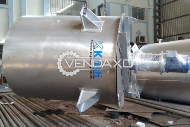 For Sale New Chemical Mixing Tank - 100 To 80000 Liter