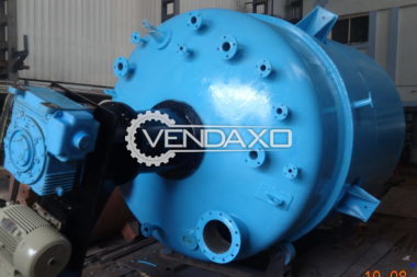 For Sale New Horizontal Pressure Vessel - 100 To 100,000 Liter