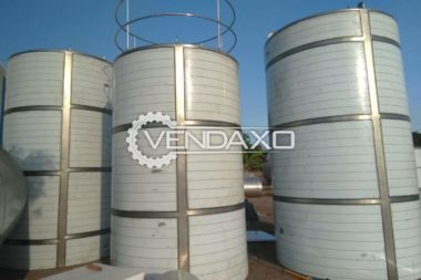 For Sale New SS Storage Tank - 100 To 100,000 Liter