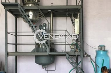 For Sale New Resin Manufacturing Plant - 50 to 50000 Liter