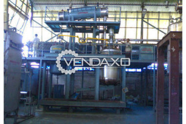 For Sale New Chemical Resin Plant - 50 to 50000 Liter