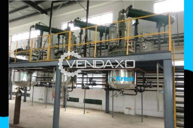 For Sale New Alkyd Resin Plant - 50 to 50000 Liter