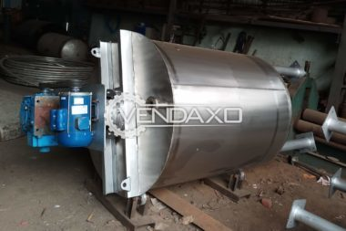 For Sale New Gas, Liquid Mixing Tank - 100 To 150000 Liter