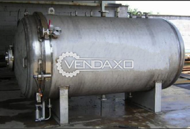 For Sale New Vulcanizing Rubber Autoclave - 100 To 150000 Liter