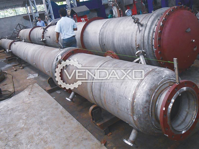 For Sale New Chemical Column - 900 ID x 21.5 Meter